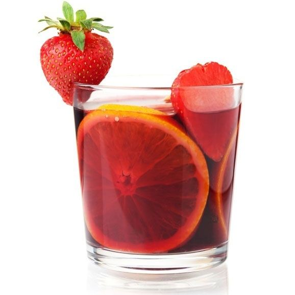 non-alcohol sangria | Stay In Shape | Pinterest