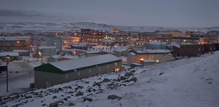 nunavut iqaluit weather