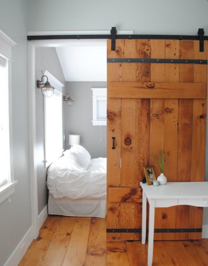 Sliding barn doors decorating diva pinterest for Barn door home decor