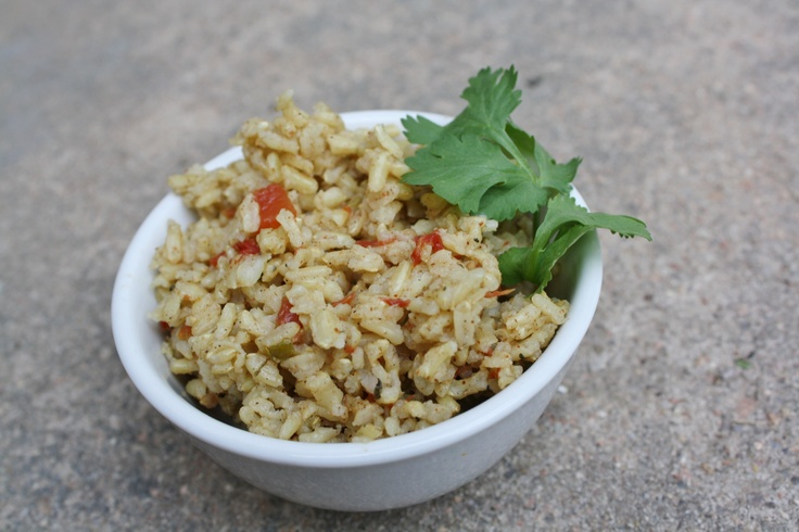 Baked Brown Spanish Rice | Tried and True Recipes | Pinterest