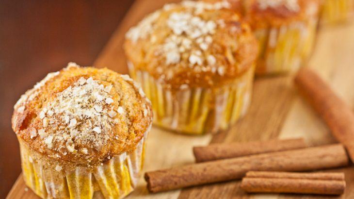 Orange, Honey, Cinnamon & Quinoa Breakfast Muffins   Recipe