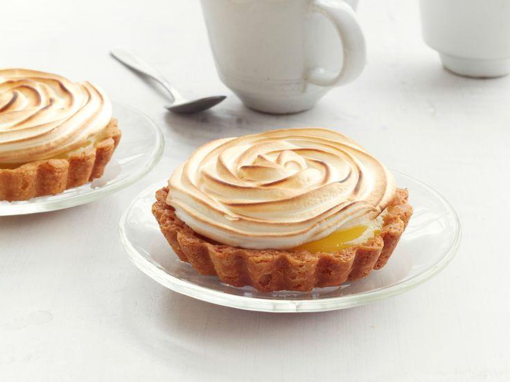 Lemon Meringue Tartlets Recipe : Food Network Kitchen : Food Network ...