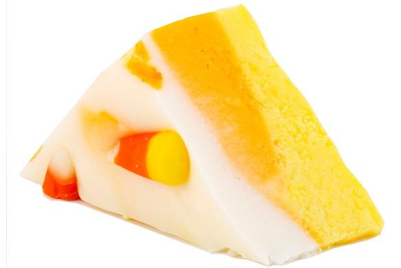 candy corn fudge | Halloween | Pinterest