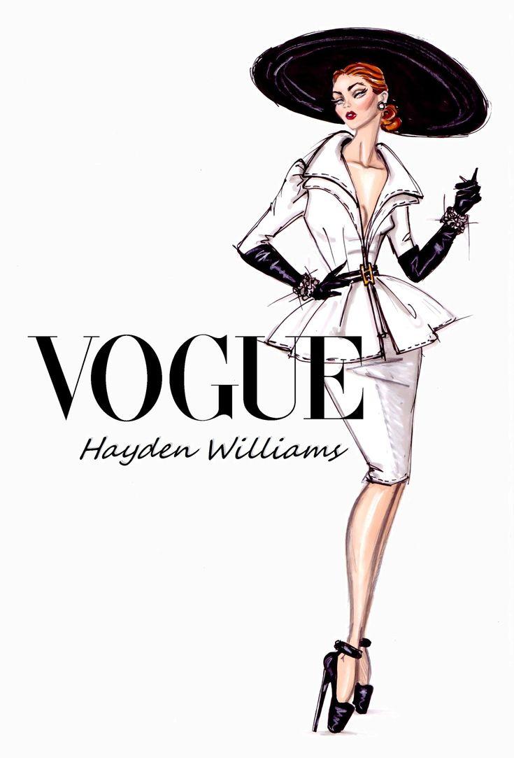 Hayden Williams Fashion Illustrations | haydenwilliamsillustrations ...: www.pinterest.com/pin/236790892880216056