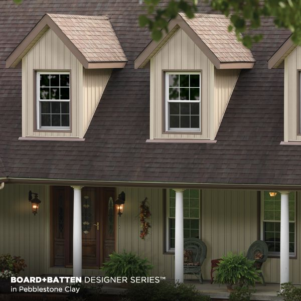 Board Batten Siding Homes Pinterest
