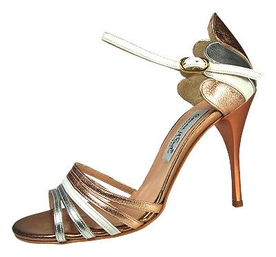 Pantofi tango Comme il fault