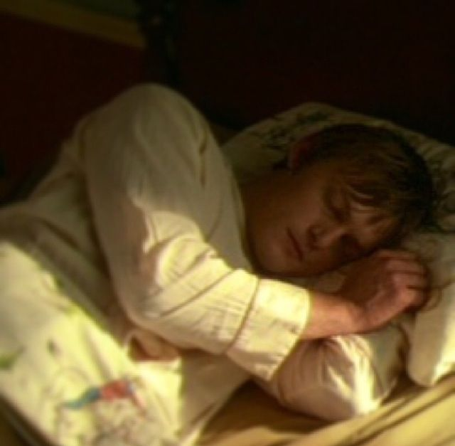 Sleeping   Norman Reed...