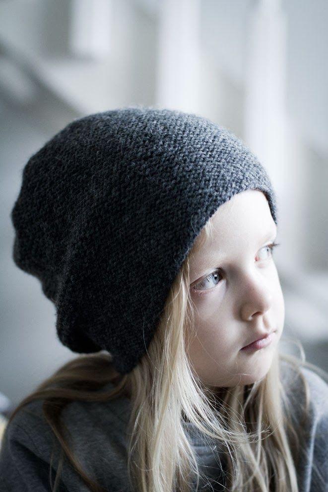 Rikke Hat Picture from my blog Viimeinen silmukka, viimeinensilmukka.blogspot.com