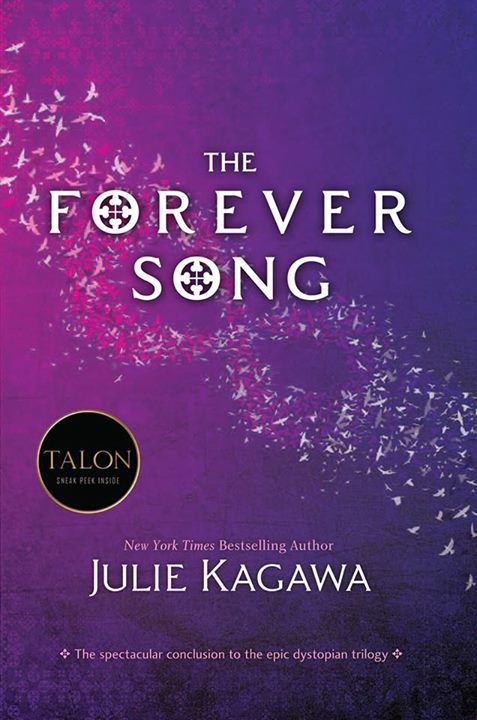 The Forever Song (The Immortal Rules #3) by Julie Kagawa