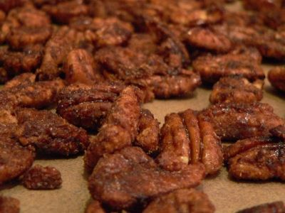 spiced pecans | Candy | Pinterest