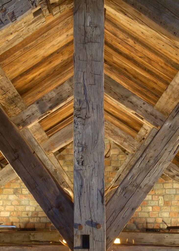 Reclaimed Timber Beams Barn Woods Pinterest