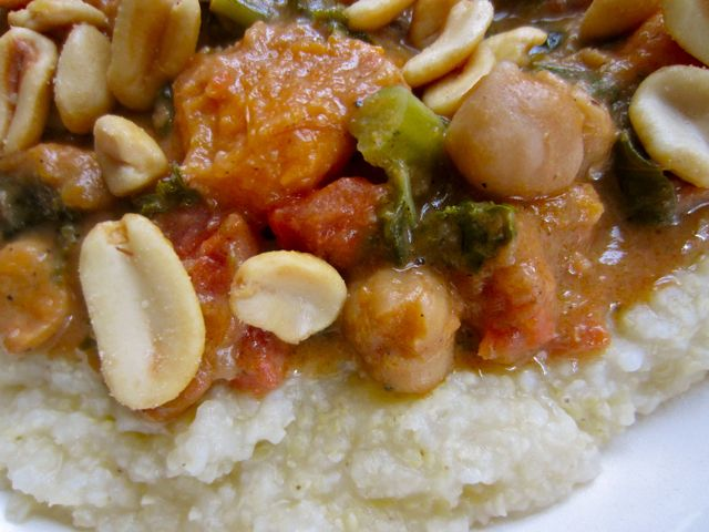 African Peanut Stew | Soups and Stews | Pinterest