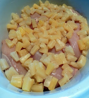 Crock Pot Pineapple Chicken | Crockpot Meals | Pinterest