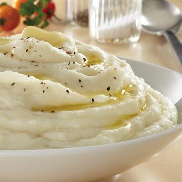 Perfect Mashed Potatoes | Recipes | Pinterest