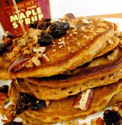 Sweet Potato Pie Pancakes | Simple Dish | Quick, Easy, & Healthy ...