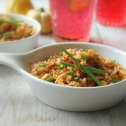 Malaysian fried rice, nasi goreng
