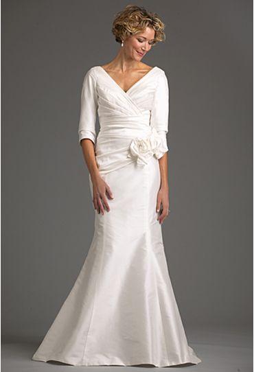 Mother Of The Bride Wedding Dresses Pinterest