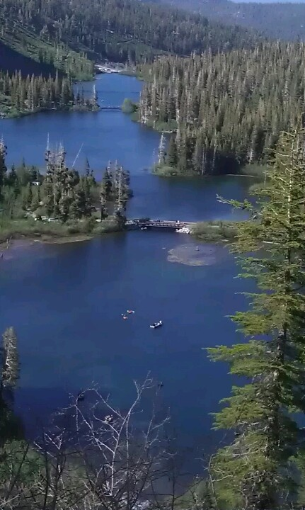 Twin lakes mammoth lakes ca secret places pinterest for Mammoth lakes fishing