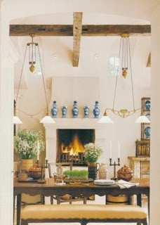 Dan Carithers Design Home Dining Room Pinterest