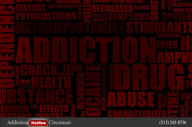 addiction hotline Cincinnati Ohio