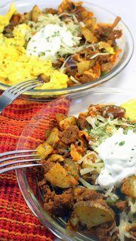 Tex-Mex Migas Breakf | mexican foods 3 | Pinterest