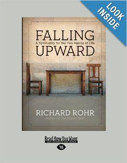 Falling Upward Spirituality Halves Life dp