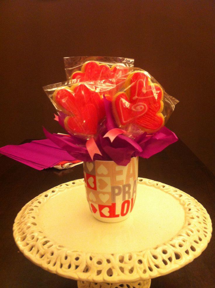 bouquet valentine's day