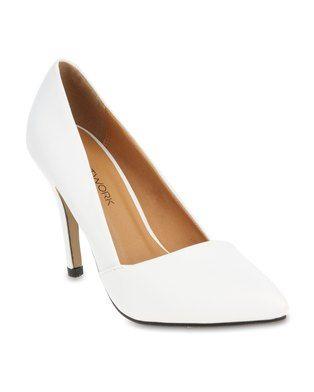White Court Shoes R319 Zando