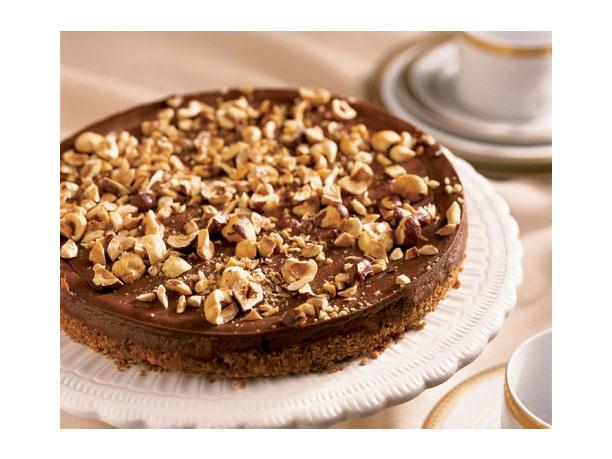 chocolate hazelnut cheesecake | Recipe Box | Pinterest