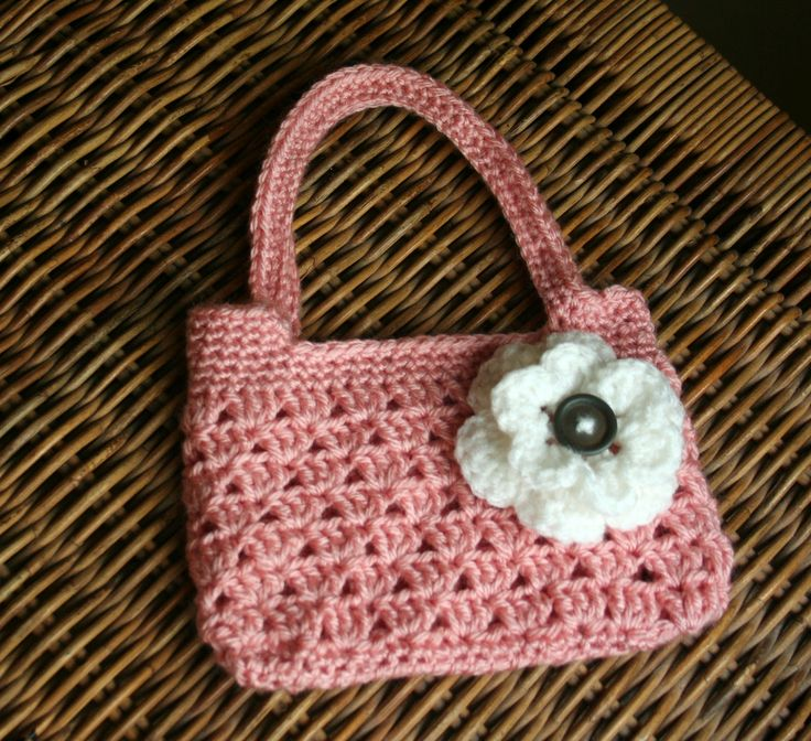 Tampa Bay Crochet Free Easy Crochet Purse Pattern Review ...