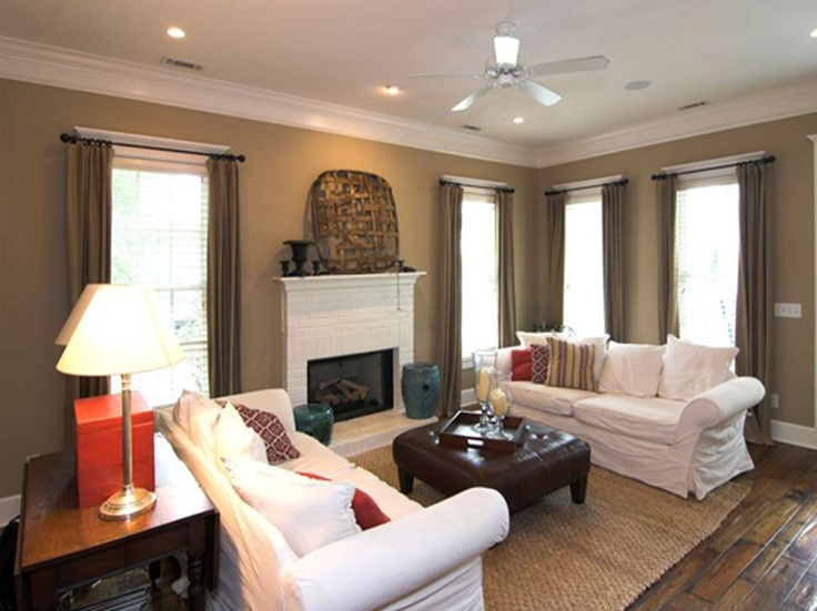 Casual Living Room For The Home Pinterest