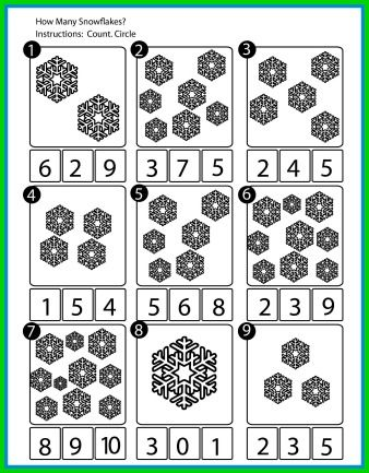 Winter Kindergarten Worksheets | Search Results | Calendar 2015