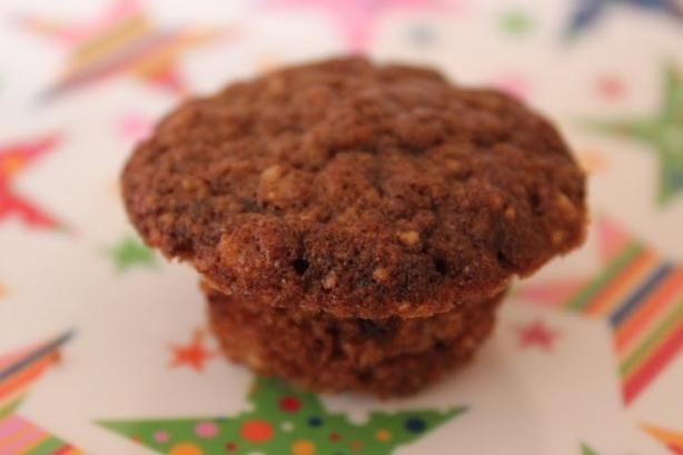 Mexican #chocolate #oatmeal #pepita #mini #muffins via Food.com #easy ...