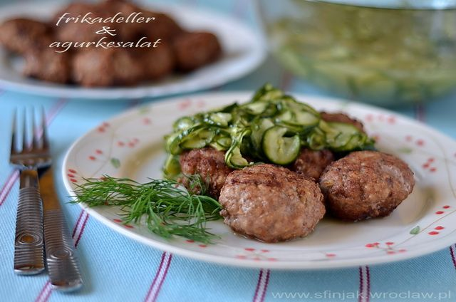 Veal And Pork Frikadeller Recipe — Dishmaps