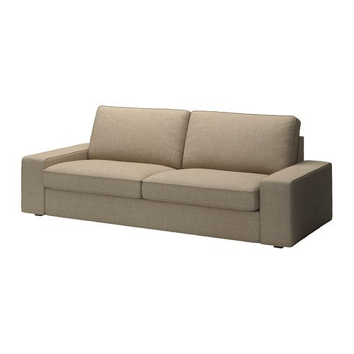 Kivik three seat sofa bed ikea kivik is a generous seating for Sofa kivik 3 plazas