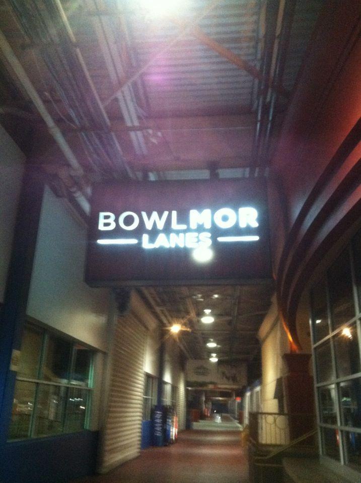 bowlmor lanes chelsea piers