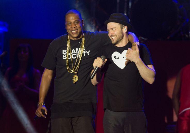 Jay-Z And Justin Timberlake | GRAMMY.com