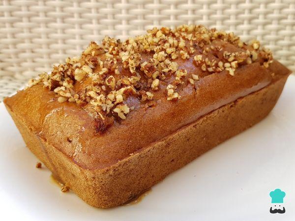 Bizcocho De Calabaza Y Naranja Vegano Facil Y Delicioso