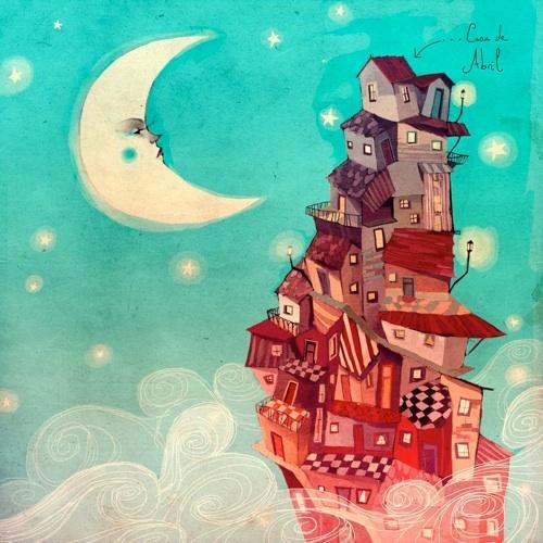 Love this illustration style.