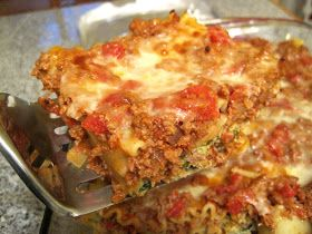 Spork and Skewer: Turkey and Spinach Lasagna Roll-Ups