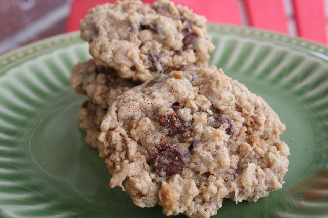 Oatmeal Raisin Chocolate Chip Cookies ohsweetbasil.com