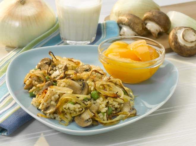Caramelized Mushrooms and Vidalia Onion Risotto | Food | The Advocate ...