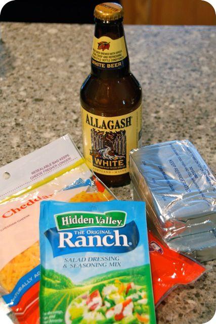 Beer Cheese Dip | Food | Pinterest