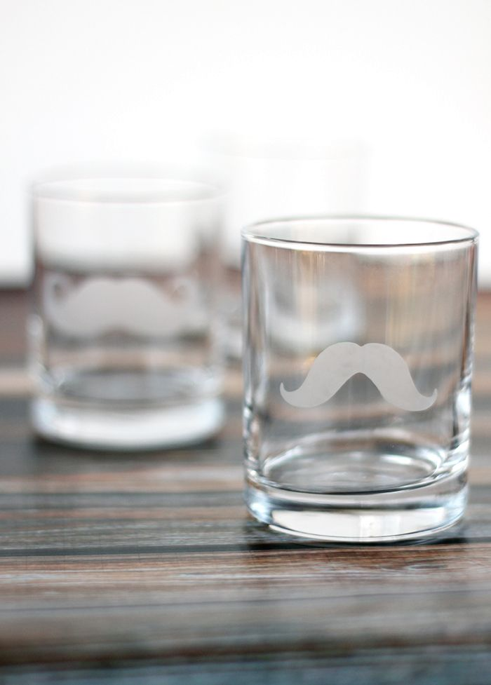 DIY Etched Tumblers