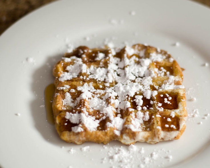 The REAL Housewives of Riverton: French Toast Waffles