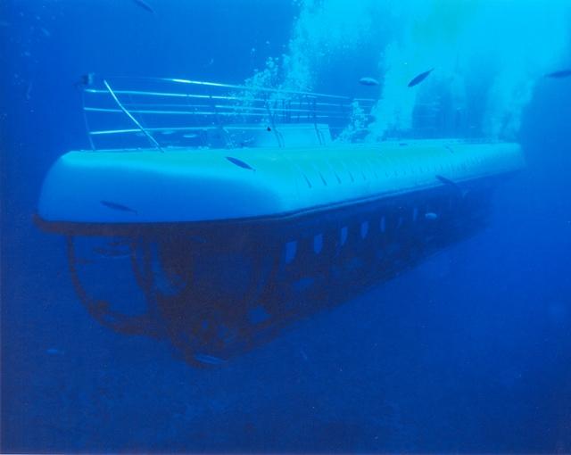 Atlantis Submarine Virgin Islands