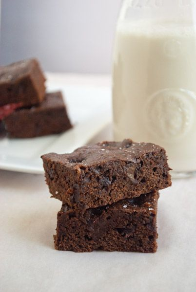 Ancho Chili Chocolate Brownies | Brownies & Bars | Pinterest