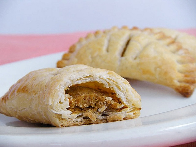 Pumpkin Pasties | Desserts & Treats | Pinterest