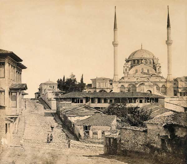 1854, Üsküdar - Büyük Selimiye Camii  ISTanbul  Pinterest