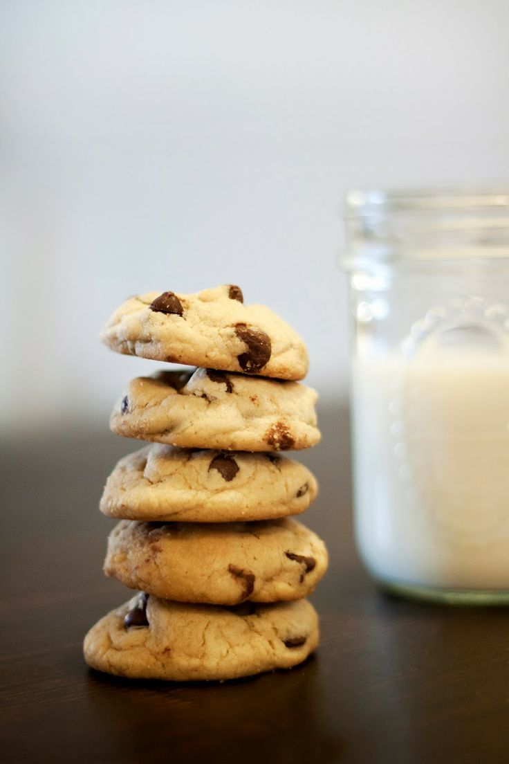 Our Favorite Chocolate Chip Cookies | Yummmm.... | Pinterest